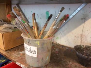 Atelier voor kids
