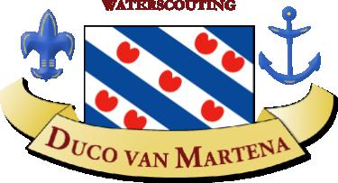 Waterscouting Duco van Martena